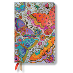 Paperblanks Flutterbyes Mini 2016 horizontal diary - 1