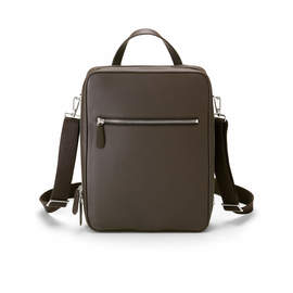 Dark Brown Graf von Faber-Castell Backpack - 1