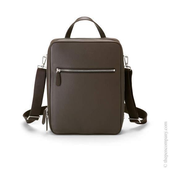 Dark Brown Graf von Faber-Castell Backpack - 1