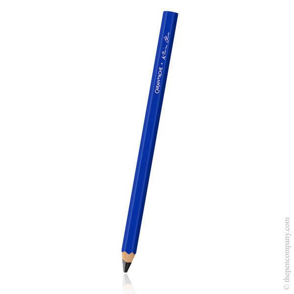 Klein Blue Caran d'Ache Maxi Klein Blue