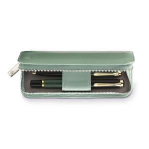 Green Pelikan Zip Pen Case - 1