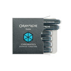 Hypnotic Turquoise Caran d'Ache Chromatics Cartridges