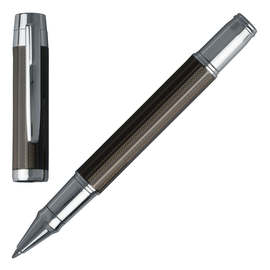 Black Hugo Boss Bold Rollerball Pen - 1