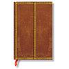 Lined Mini Paperblanks HandtooledJournal - 1