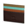 Mywalit Small Card Holder Chocolate Mousse - 1