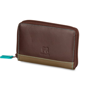 Mywalit Zip-Around Key Holder Chocolate Mousse - 1