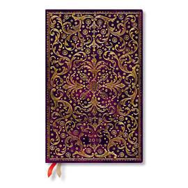 Maxi Paperblanks Aurelia 2019 Diary Horizontal Week-to-View - 1