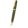 Evergreen Gold Diplomat Excellence A2 Fountain Pen - 1
