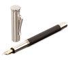 Graf von Faber-Castell Classic Ebony Fountain Pen Medium Nib-2