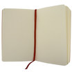 Moleskine Classic Hard Cover Notebook Red Large Unlined - 3