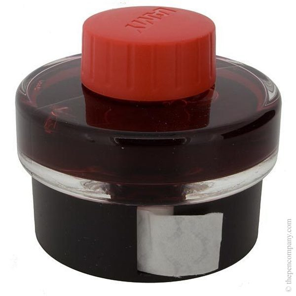 Red Lamy T52 Bottled Ink