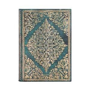 Paperblanks Oceania Diamond Rosette 2022 Diary Midi - Front