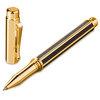 Caran d'ache Varius Chinablack Rollerball Pen Gold - 2