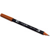 Tombow ABT brush pen 947 Burnt Sienna - 2