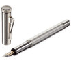 Graf von Faber-Castell Classic Sterling Silver Fountain Pen Medium Nib - 2