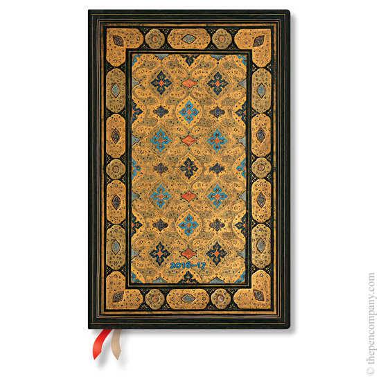 Paperblanks Shiraz 2016-17 academic diary - 1