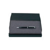 A5 Hugo Boss Caption Ballpoint Pen and Conference Folder Set - 1