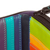 Mywalit Small Wallet with Zip-Around Purse Black Pace - 3