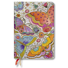 Midi Laurel Burch Flutterbyes 2018 Diary Day-to-View - 1