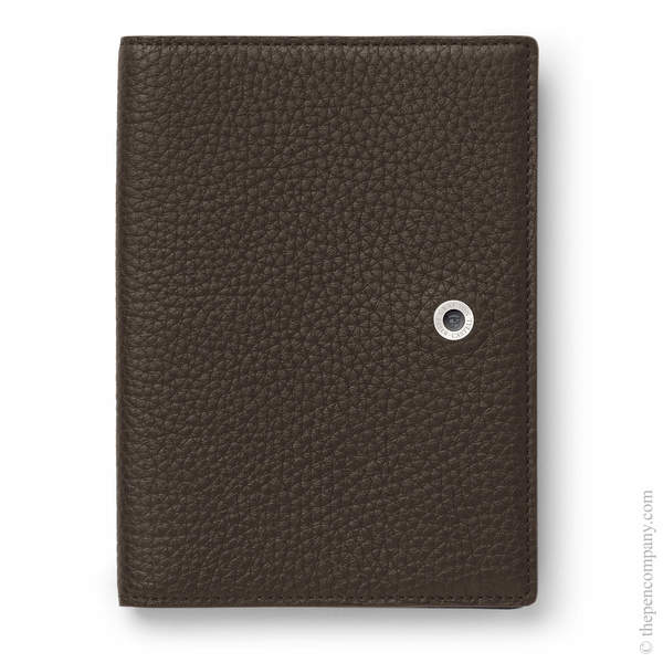 Graf von Faber-Castell Cashmere Leather Passport Holder Passport Cover