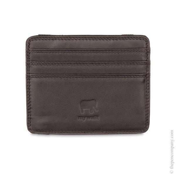 Black Mywalit Magic Wallet Card Holder