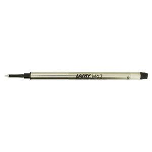 Lamy M63 Rollerball Pen Refill Black - 1