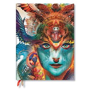 Paperblanks Dharma Dragon Android Jones Flexi 2021 Diary Ultra
