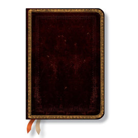 Paperblanks Black Moroccan Midi 2015-16 academic diary - 3