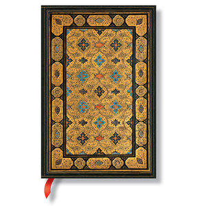Lined Mini Paperblanks Shiraz Journal - 1