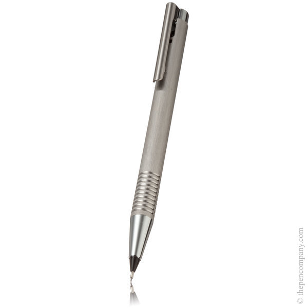 Stainless Steel Lamy Logo Brushed Mechanical Pencil 0.5mm