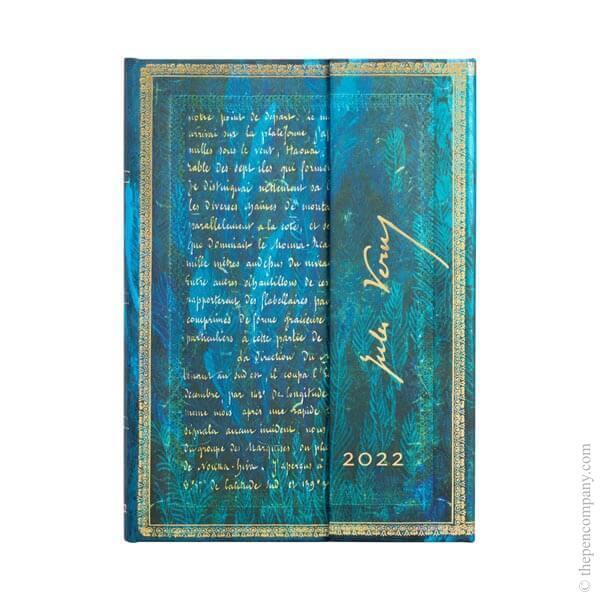 Midi Paperblanks Embellished Manuscripts Flexi 2022 Diary 2022 Diary