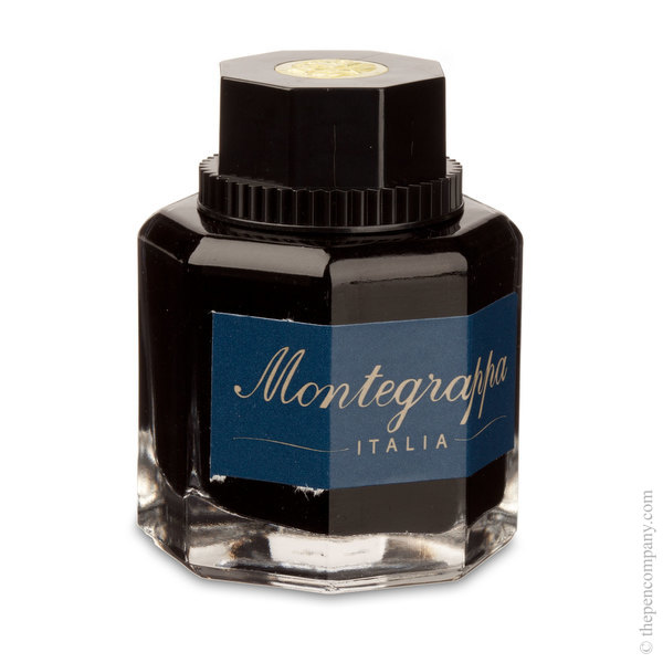 Black Montegrappa Bottled Bottled Ink