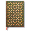 Lined Midi Paperblanks Mosaique Safran Parisian Mosaic Journal - 1