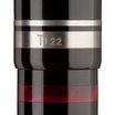 Black/Red Delta Titanio Galassia Fountain Pen - Medium Nib - 3