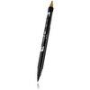 Tombow ABT brush pen 027 Dark Ochre - 2
