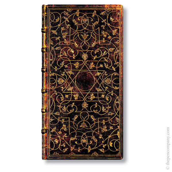 Slim Paperblanks Grolier Ornamentali Address Book