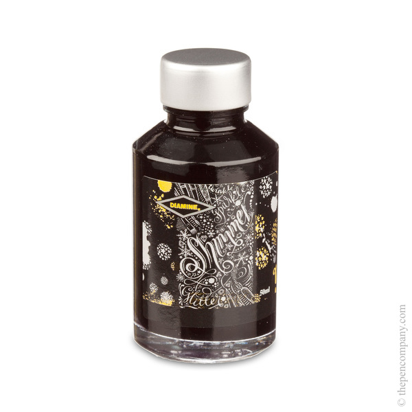 Moon Dust Diamine Bottled Shimmertastic Ink