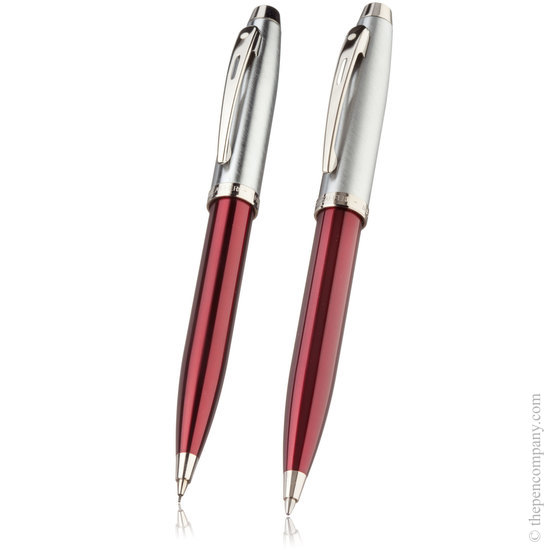 Sheaffer 100 set Red - 1