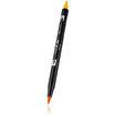 Tombow ABT brush pen 993 Chrome Orange - 1