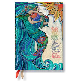 Paperblanks Ocean Song 2015-16 academic diary-1