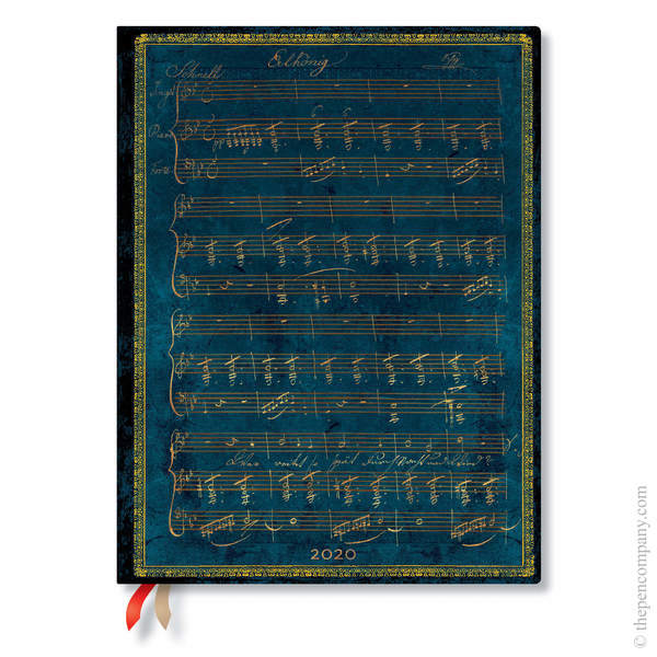 Ultra Paperblanks Embellished Manuscripts Flexi 2020 Diary 2020 Diary