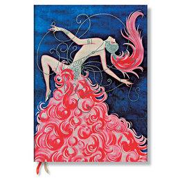 Paperblanks Vintage Vogue Cabaret Micro 2016 diary - 1