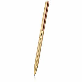 S T Dupont Classique Gold Ballpoint Pen - 1