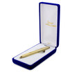 Fisher Bullet space Pen Gold Titanium Nitrite-3