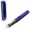 Lamy Al-star Fountain Pen Ocean Blue Medium Nib - 2