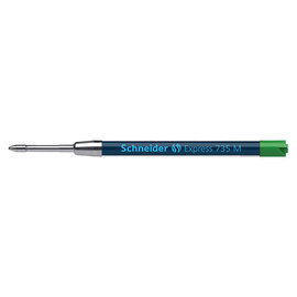 Medium green Schneider 735 refill - 1