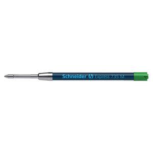Medium green Schneider 735 refill - 1