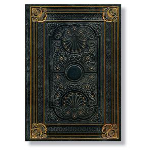 Midi Paperblanks Nocturnelle Address Book - 1