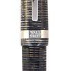 Visconti Wall Street Fountain Pen Grey Medium Nib - 3