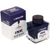 Sailor Fountain Pen Ink Bottled Ink Blue-Black - 1